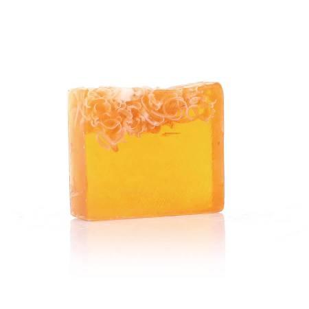 - %100 El Yapımı Doğal Ballı ve Sütlü Sabun