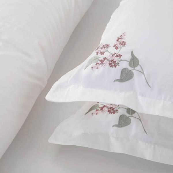 Allyssum Nevresim Seti Beyaz 200x220