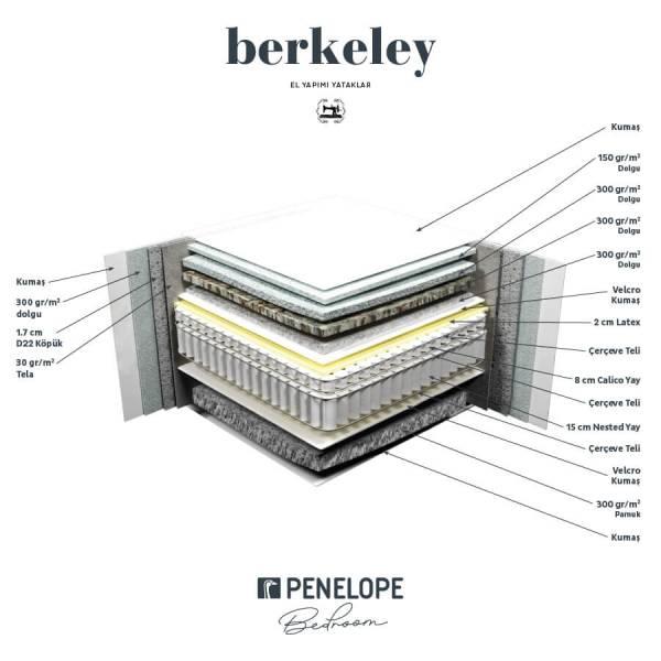New Berkeley Yatak 120x200