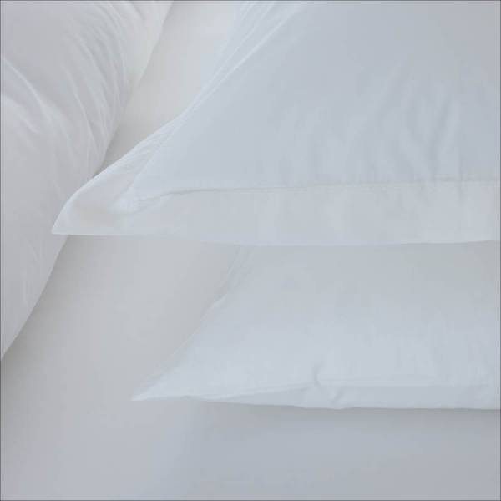 Catrine Percale Easy Care Nevresim Seti Beyaz 160x220 - Thumbnail