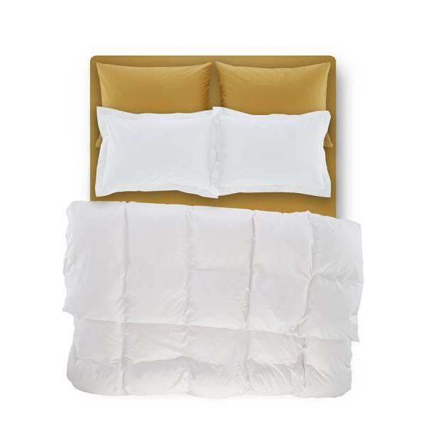 Catrine Percale Easy Care Nevresim Seti Beyaz 220x240