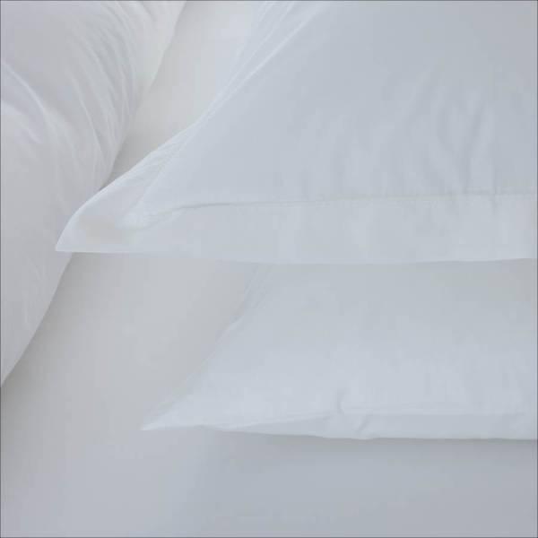 Catrine Percale Easy Care Nevresim Seti Beyaz 240x260