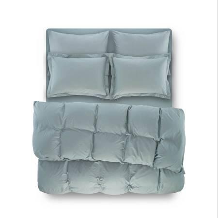 PENELOPE BEDROOM - Catrine Percale Easy Care Nevresim Seti Yeşil 160x220