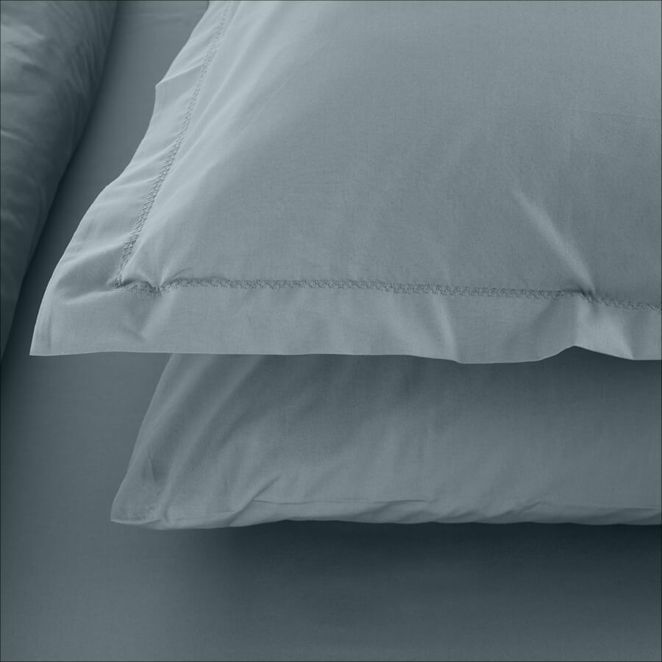 Catrine Percale Easy Care Nevresim Seti Yeşil 200x220