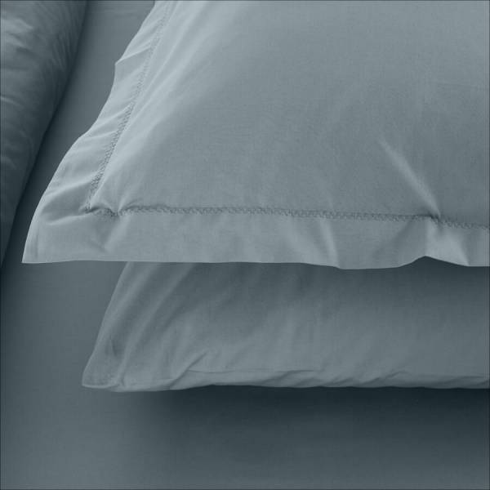 Catrine Percale Easy Care Nevresim Seti Yeşil 220x240 - Thumbnail