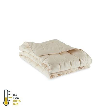 Cotton Live Pamuk Yorgan Tek Kişilik - Thumbnail