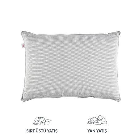 PENELOPE BEDROOM - Cool Down Isı Dengeleyici ve Yumuşak Kaz Tüyü Yastık
