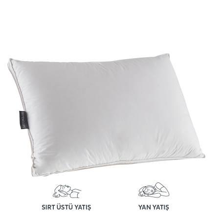 PENELOPE BEDROOM - Dove Firm Kaz Tüyü Yastık 50x70+2,5