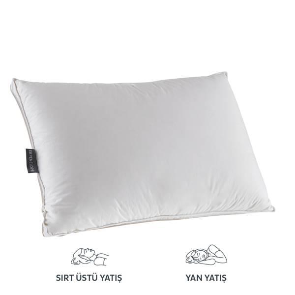 Dove Firm Kaz Tüyü Yastık 50x70+2,5