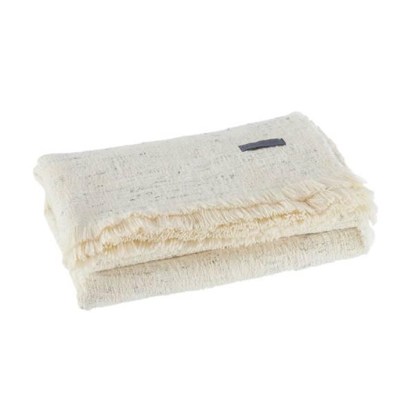 Greta Throw Battaniye 140x190 Beyaz