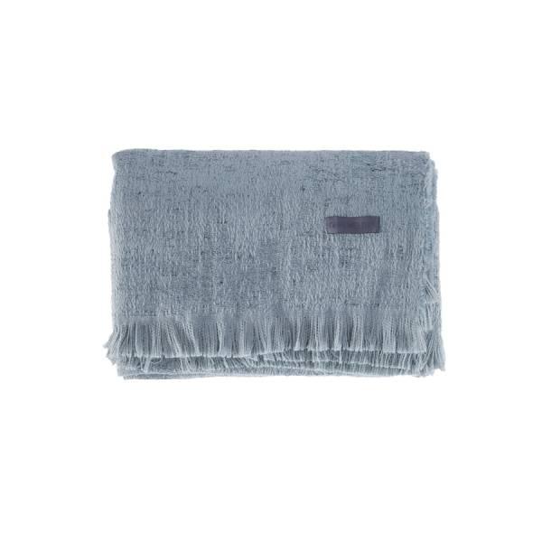 Greta Throw Battaniye 140x190 Mavi