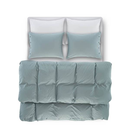 Laura Percale Easy Care Lastikli Çarşaf Seti Beyaz 180X200+35 - Thumbnail