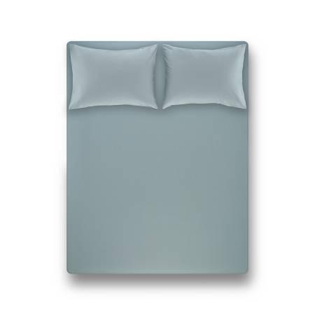 PENELOPE BEDROOM - Laura Percale Easy Care Lastikli Çarşaf Seti Yeşil 120X200+35