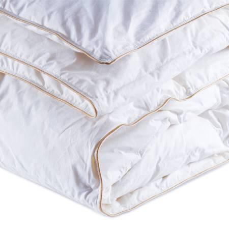 Lisa Kaz Tüyü Yorgan ve Yastık Set