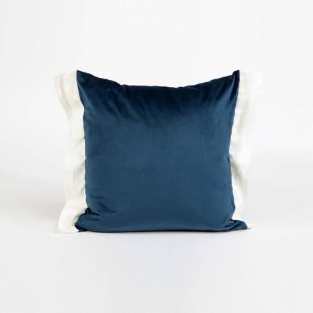 LENA - Luna Dekoratif Yastık Kılıfı Lacivert 45x45