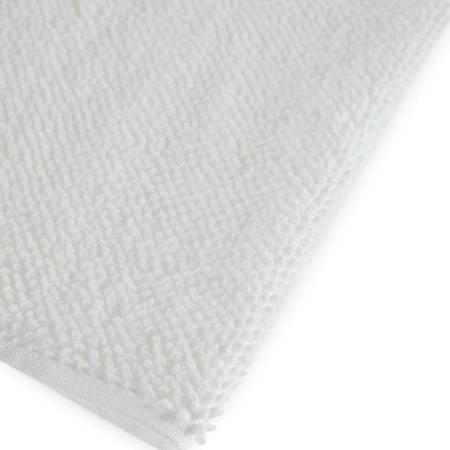 Merlin Banyo Paspası Beyaz 50x80 - Thumbnail