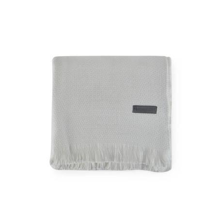 Penelope Estella Tek Kişilik Pike Beyaz 160x240 - Thumbnail