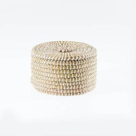 Penelope Palmiye Sepet Küçük - Thumbnail