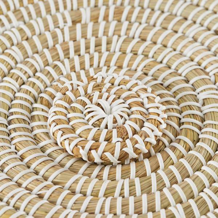 Penelope Palmiye Sepet Büyük - Thumbnail