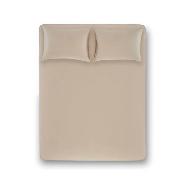 Penelope Stella Lastikli Çarşaf Seti Taş 180x200+35