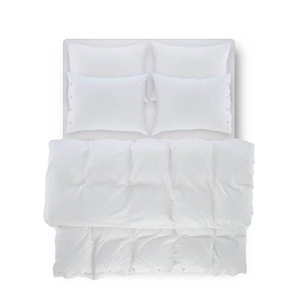 Serena Percale Easy Care Nevresim Seti Beyaz 200x220