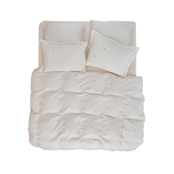 Seaplus Nevresim Seti Beyaz 200x220