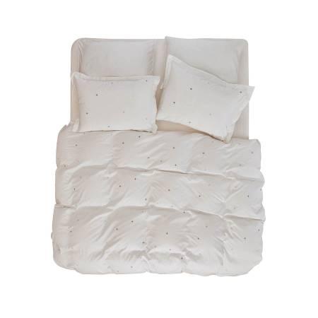 Seaplus Nevresim Seti Beyaz 240x220 - Thumbnail