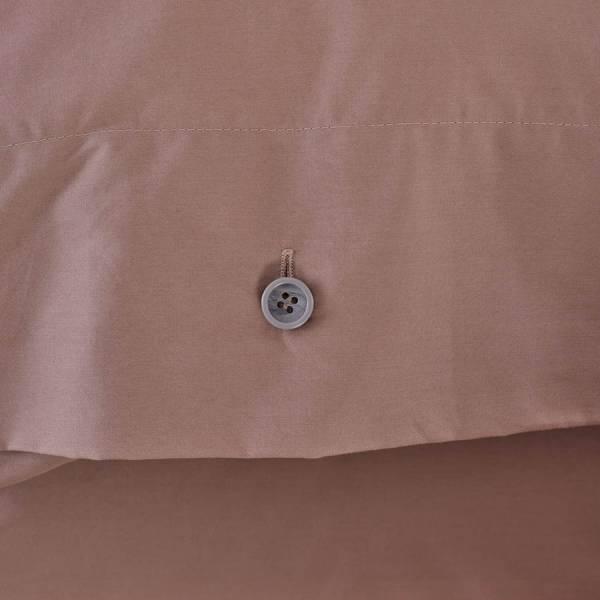 Serena Percale Easy Care Nevresim Seti Gül Kurusu 160x220