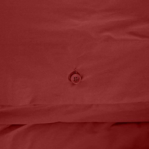 Serena Percale Easy Care Nevresim Seti Mercan 160x220