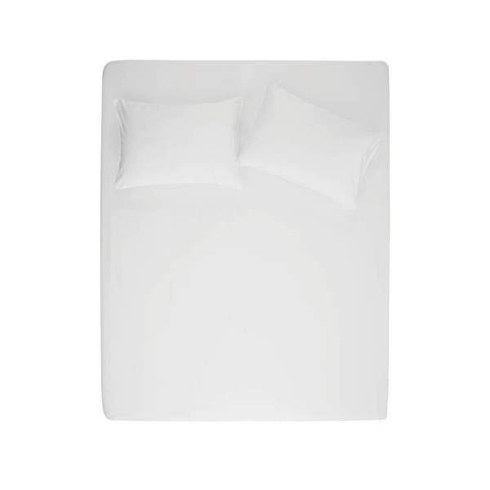 STELLA - Stella Lastikli Çarşaf Seti Beyaz 160x200