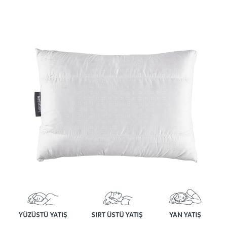 PENELOPE BEDROOM - Unico Luxe Kaz Tüyü Yastık