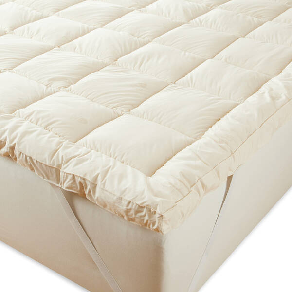 WOOLY PURE - Wooly Pure Topper 160x200